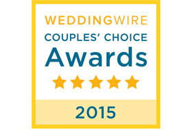 Wedding Wire Couples' Choice Awards 2015