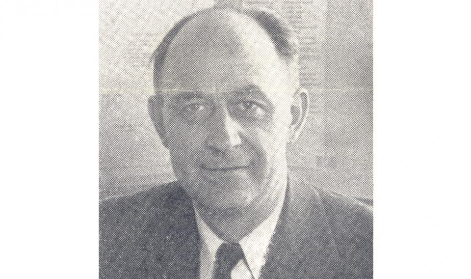 Enrico Fermi Case File Headshot