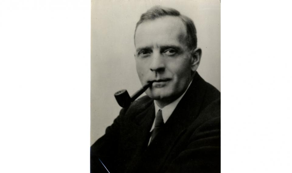 Edwin Hubble Case Files Headshot