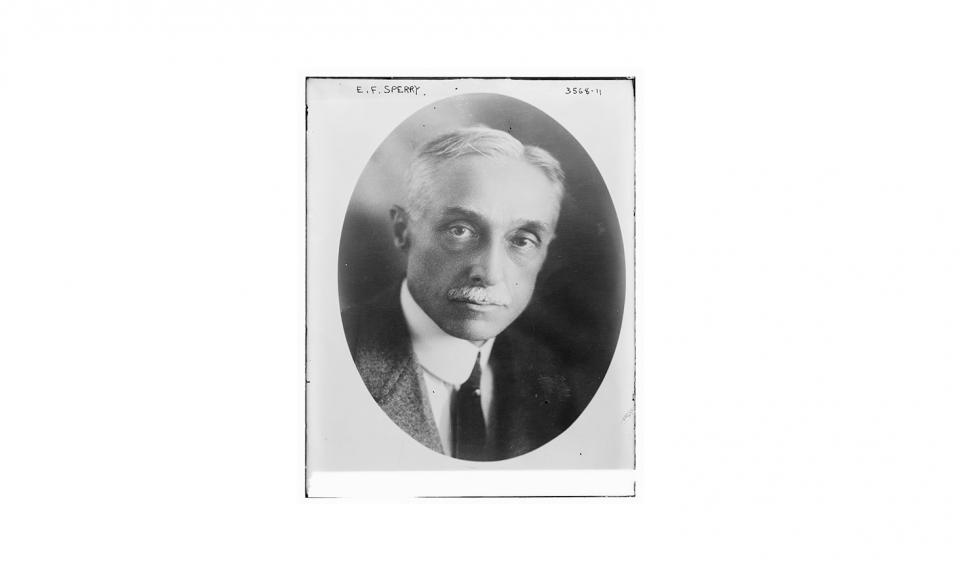 Elmer Sperry photo portrait