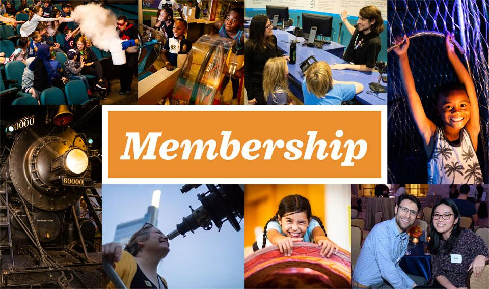 Membership at The Franklin Institute
