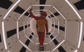 promotional photo of 2001: A Space Odyssey