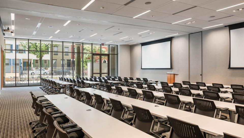 Large Conference Room in the Laureates Conference Center
