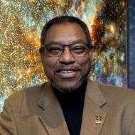 Derrick Pitts, Chief Astronomer at The Franklin Institute
